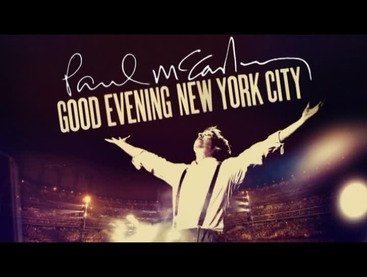 Good Evening New York City (Screening)