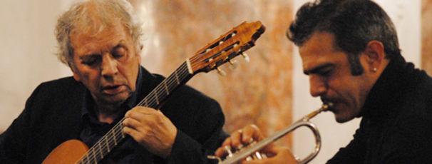 Ralph Towner, Musique noir