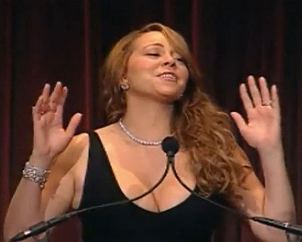 Mariah Carey, Mariah lässt's krachen