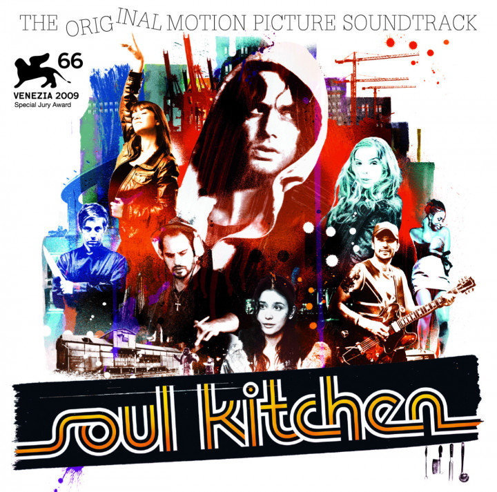 Soul kitchen cover 2009