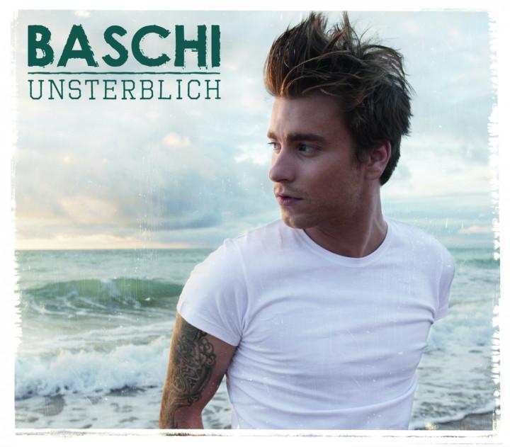 Baschi Unsterblich Cover 2010