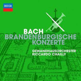 Riccardo Chailly, Bach: Brandenburg Concertos, 00028947821915