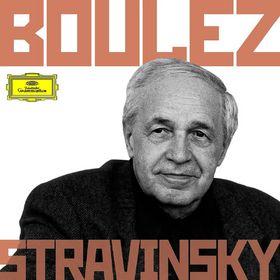 Pierre Boulez, Boulez conducts Stravinsky, 00028947787303