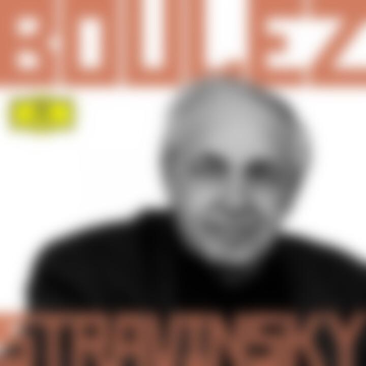 Boulez conducts Stravinsky: Boulez/BP/CSO/CO/+