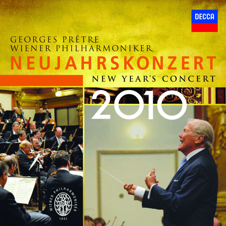 Neujahrskonzert 2010 CD