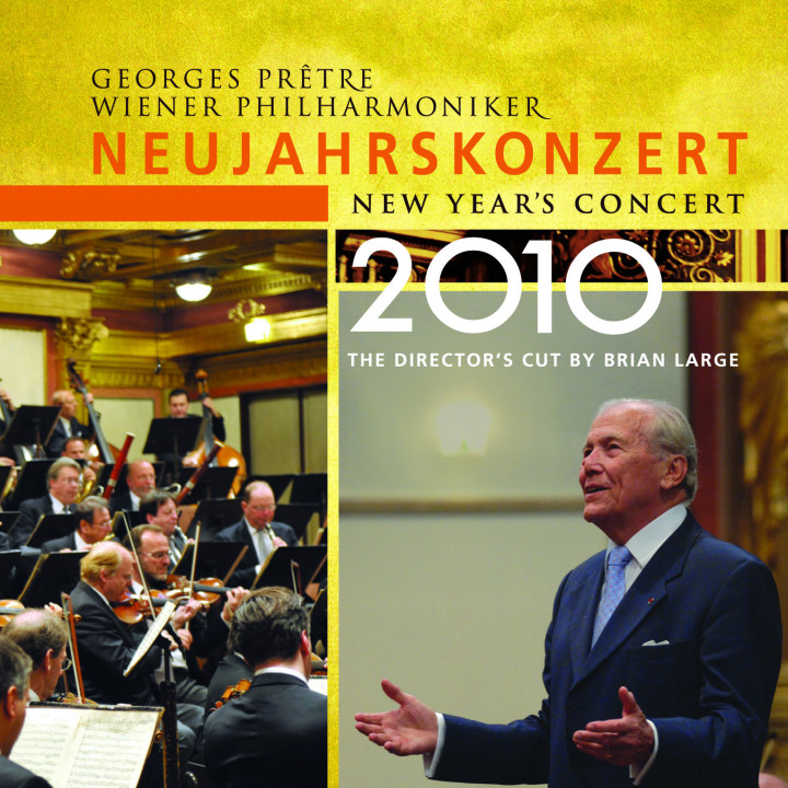 Neujahrskonzert 2010 DVD