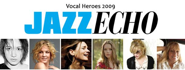 Melody Gardot, Die Vocal Heroes des Jahres 2009