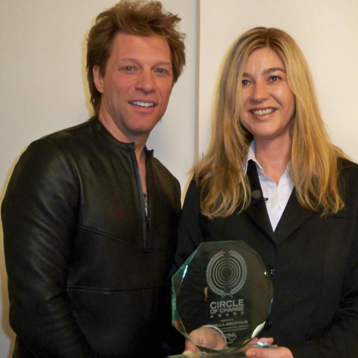 Bon Jovi Award