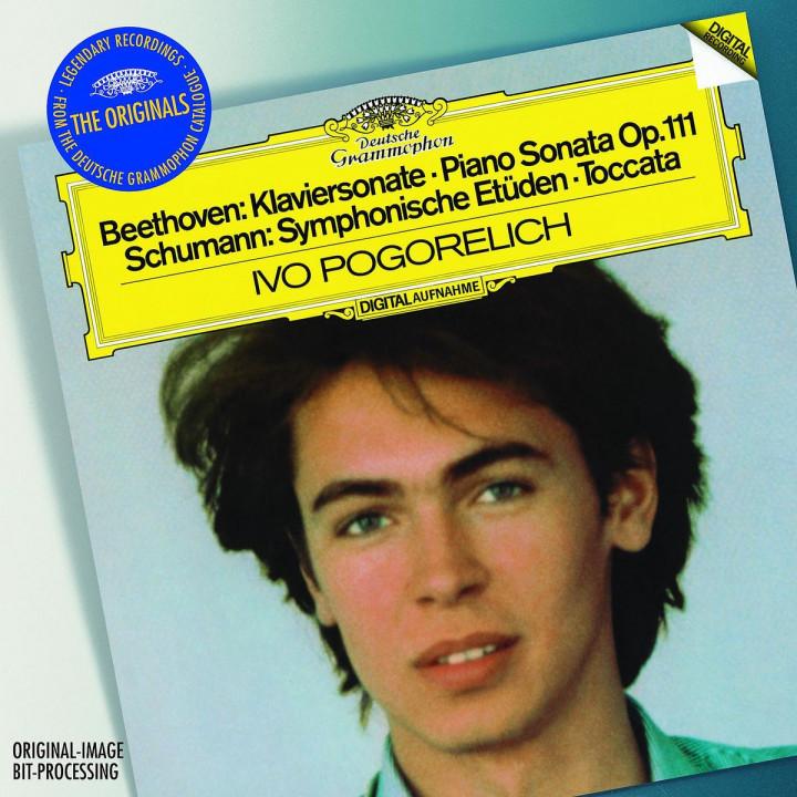 Beethoven: Klaviersonate Op.11, Schumann: Symphonische Etüden - Toccata