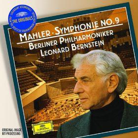 Leonard Bernstein, Mahler: Symphony No.9, 00028947786207