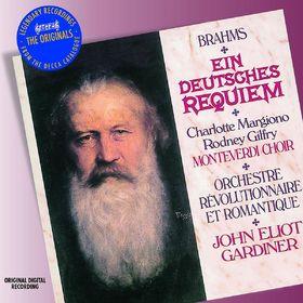 John Eliot Gardiner, Brahms: Requiem, 00028947821199