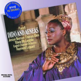 The Originals, Purcell: Dido and Aeneas, 00028947821212