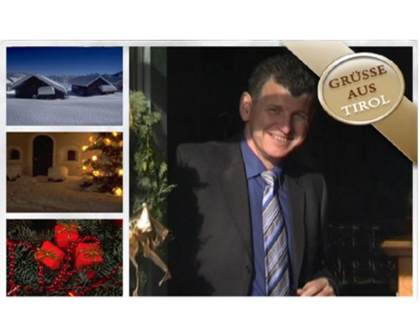 Semino Rossi, Versenden Sie einen Weihnachtsgruß von Semino Rossi!