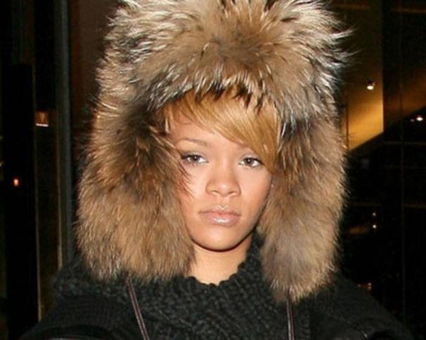 Rihanna, Mitternachts-Xmas-Shopping mit Melissa