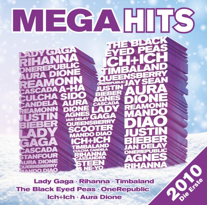 Mega Hits 2010