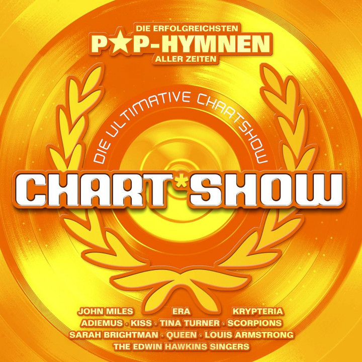 Die Ultimative Chartshow - Pop-Hymnen
