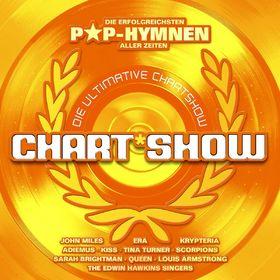 Die Ultimative Chartshow, Die Ultimative Chartshow - Pop-Hymnen, 00600753245088