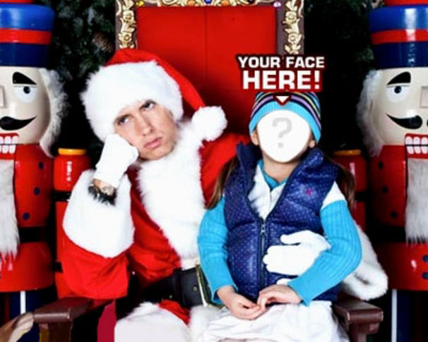 Eminem, Sitz auf Onkel Mathers' Schoß