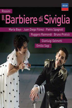 Juan Diego Flórez, Rossini: Il Barbiere di Siviglia, 00044007432990
