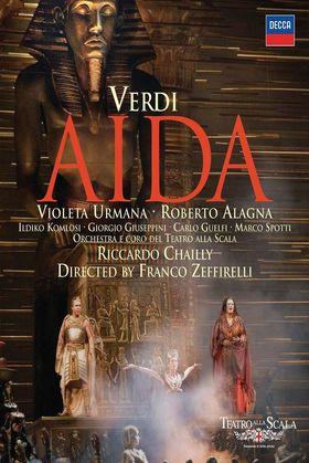 Roberto Alagna, Verdi: Aida, 00044007433003