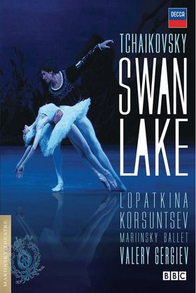 Valery Gergiev, Tchaikovsky: Swan Lake, 00044007433027