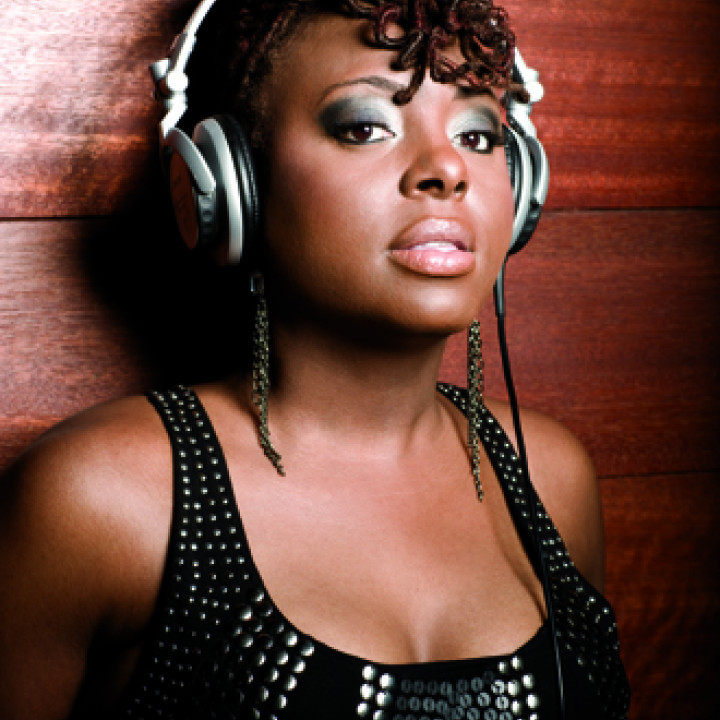 Ledisi Turn Me Loose Verve Headphones Serious Face