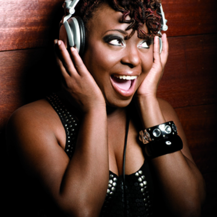 Ledisi Turn Me Loose Verve Headphones Smile