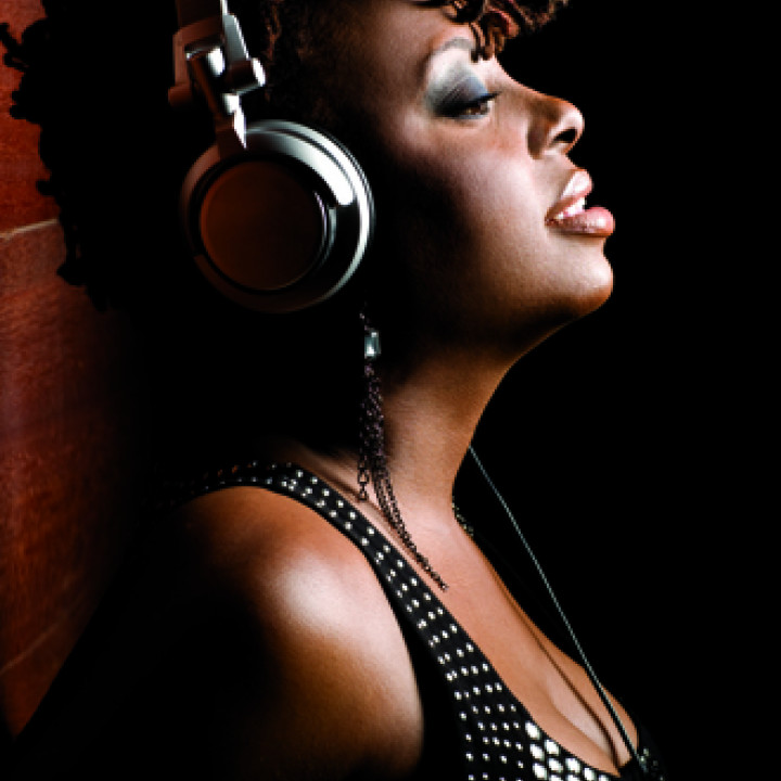 Ledisi Turn Me Loose Verve Sideshot Headphones