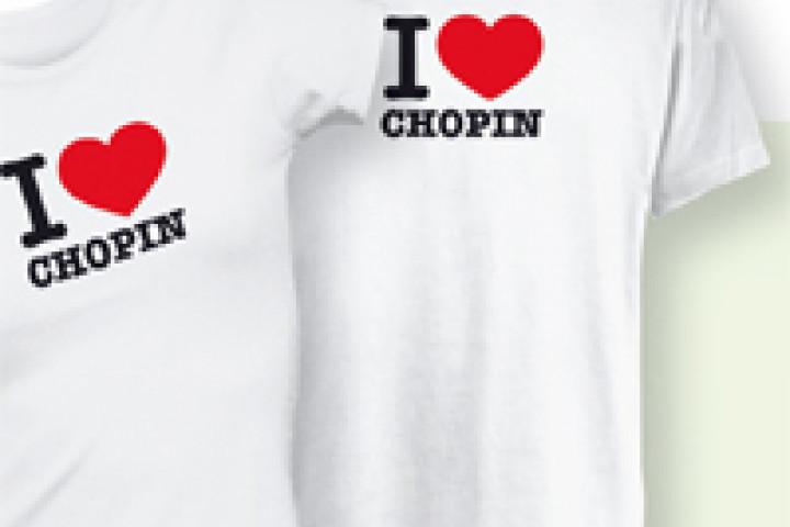 Chopin T-Shirts