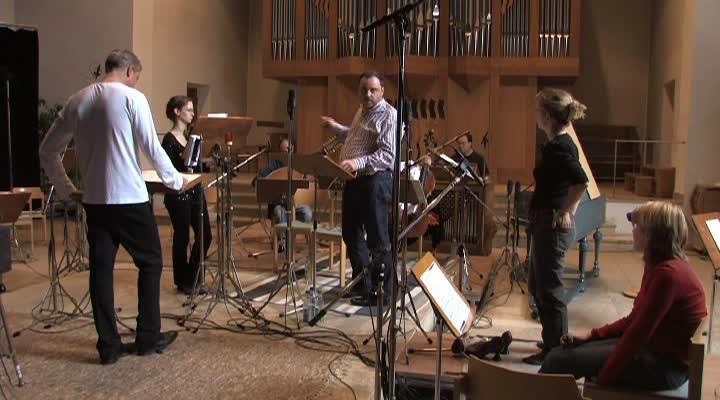 Bach - Violine und Gesang Albumdokumentation