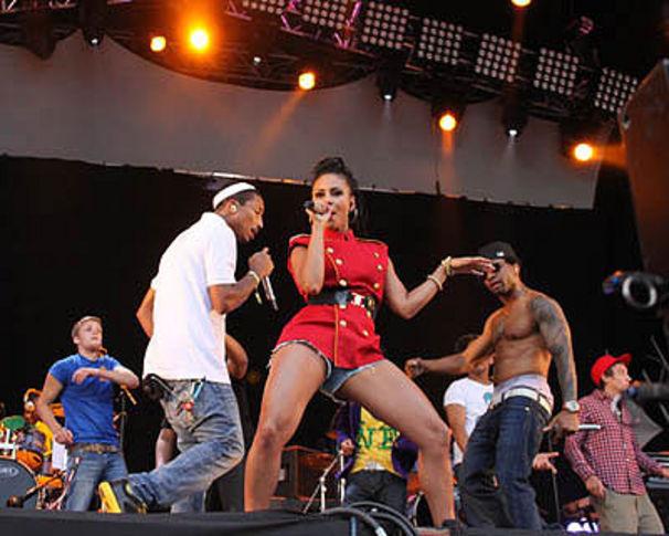 N.E.R.D., Pharrell hat seine First Lady wieder aus der Band gekickt?!
