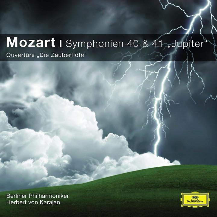 Symphonien 40&41 (CC): Karajan/BP