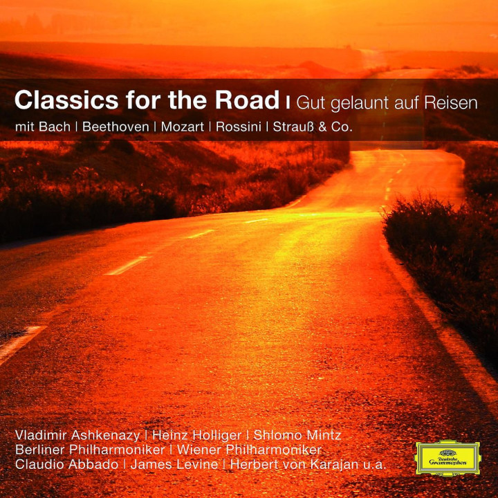 Classics For The Road (CC): Various Artists
