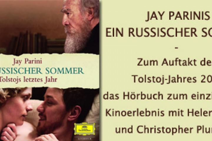 Jay Parini - Ein russischer Sommer Newsletter