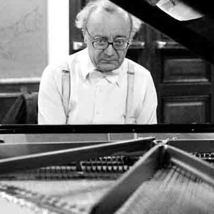Alfred Brendel ©Jack Liebeck