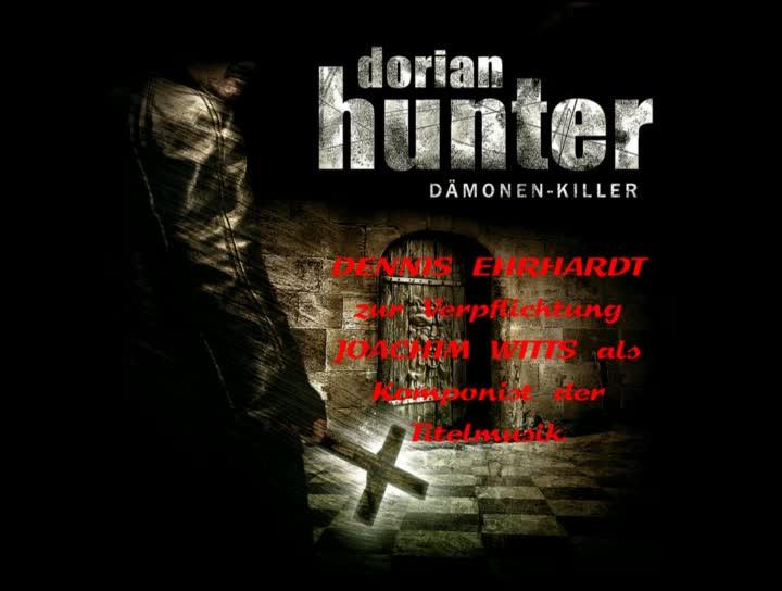 Dorian Hunter - Interview mit Dennis Ehrhardt und Marco Goellner (Teil 2)
