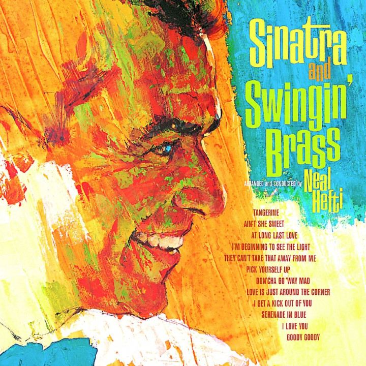 Sinatra And Swinging' Brass