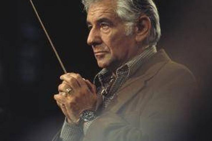 Leonard Bernstein ©Mike Evans