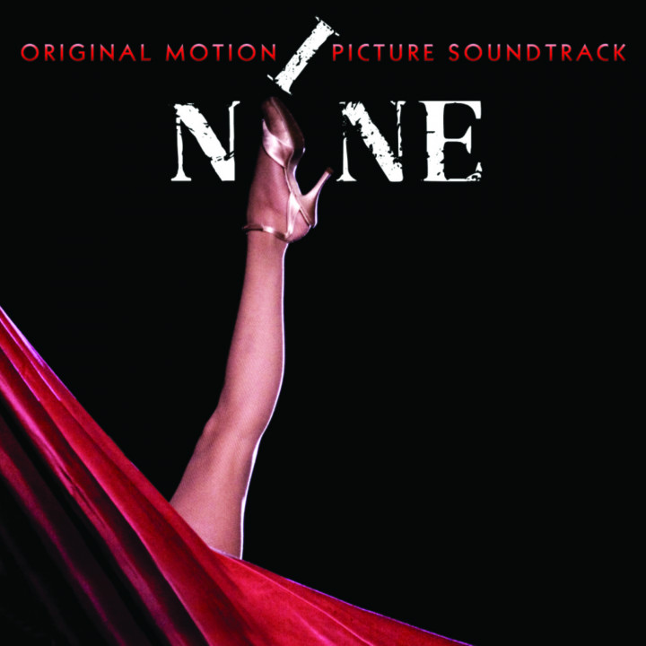 NINE OST Cover 2010