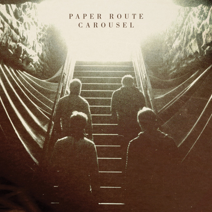 Paper Route Single Cover 2010