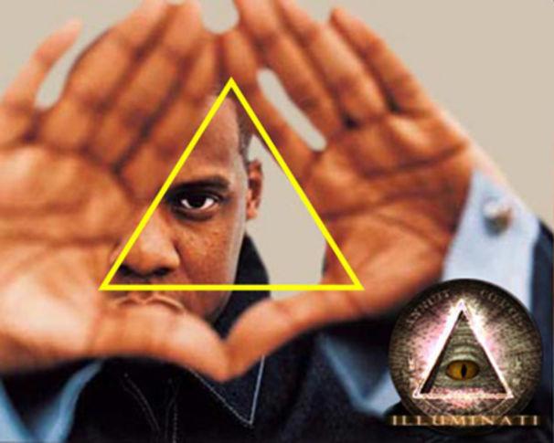 Jay-Z, Jay-Z doch kein Illuminat?