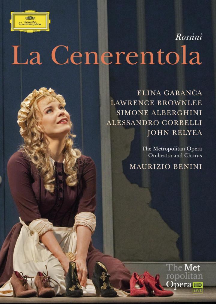 La Cenerentola - Elina Garanca