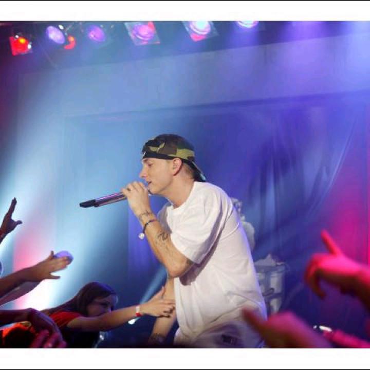 Eminem @ MTV – 08
