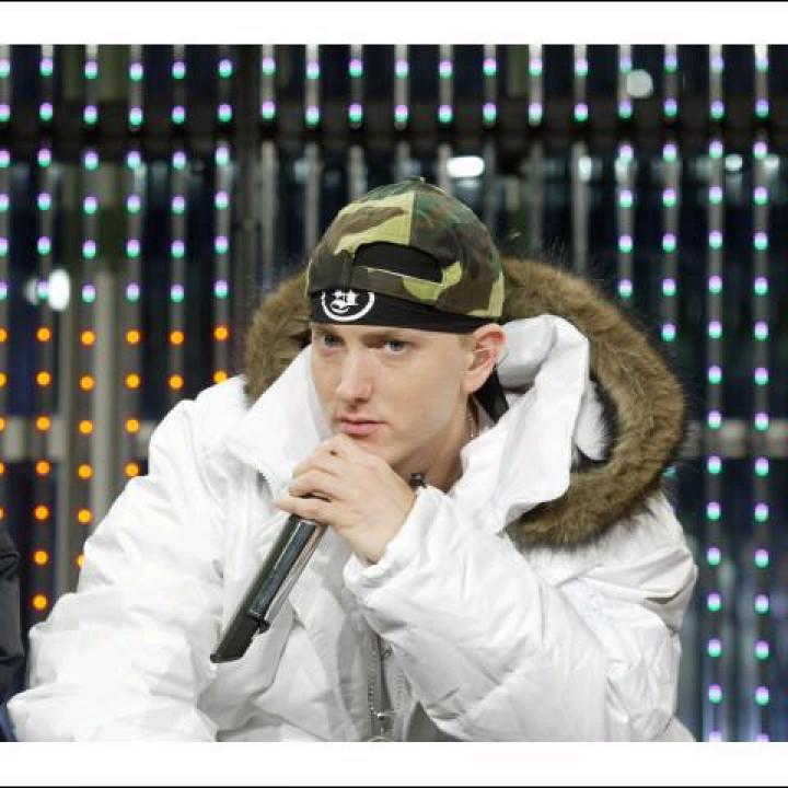 Eminem @ MTV—09