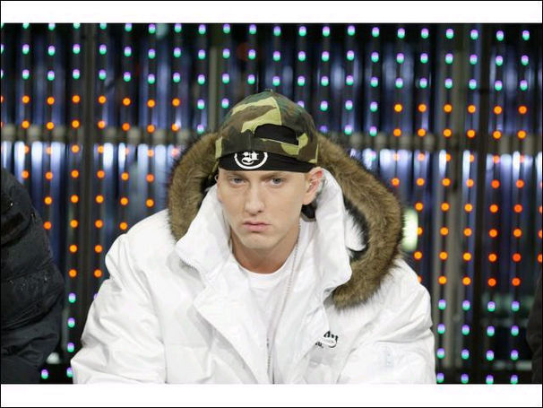 Eminem, Eminem@MTV