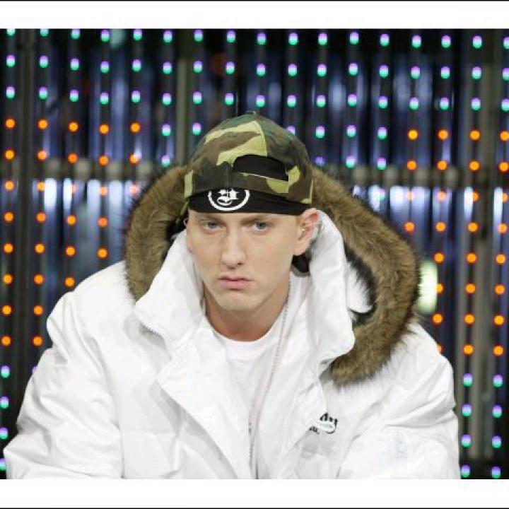 Eminem @ MTV—10