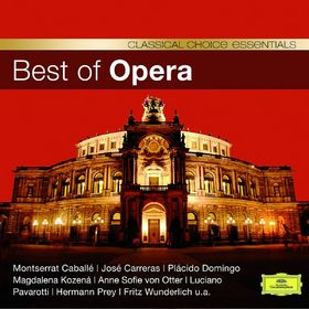 Classical Choice, Essentials / Best of Opera, 00028948028627