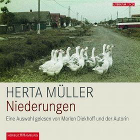 Herta Müller, Niederungen, 09783899036220