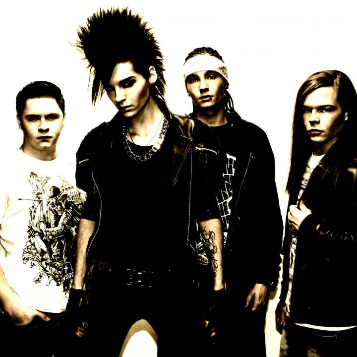 Tokio Hotel Pressebild Neu 2010