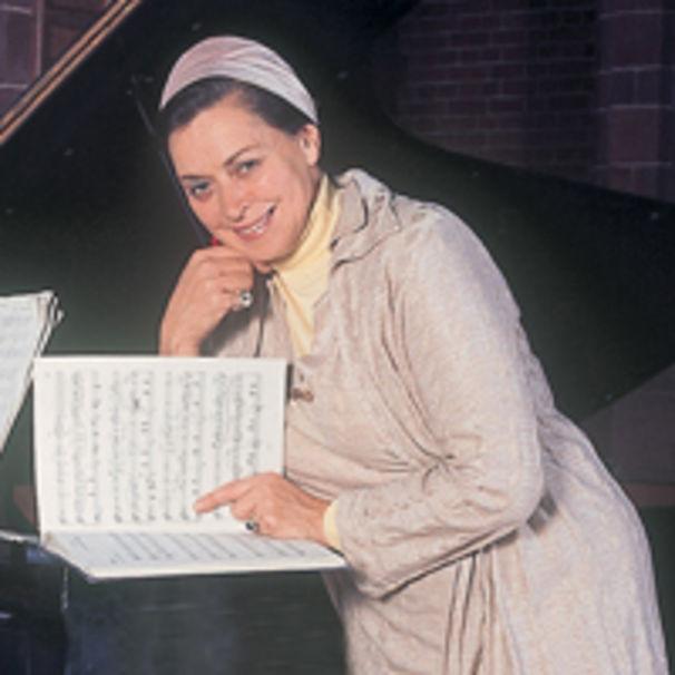 Elisabeth Söderström, Ade, Elisabeth Söderström